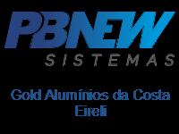 Gold Aluminios da Costa Eireli
